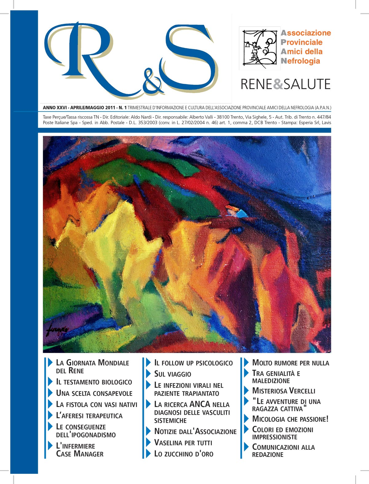 Rene & Salute 2011.1
