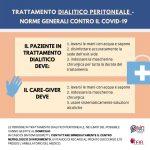Trattamento dialitico peritoneale